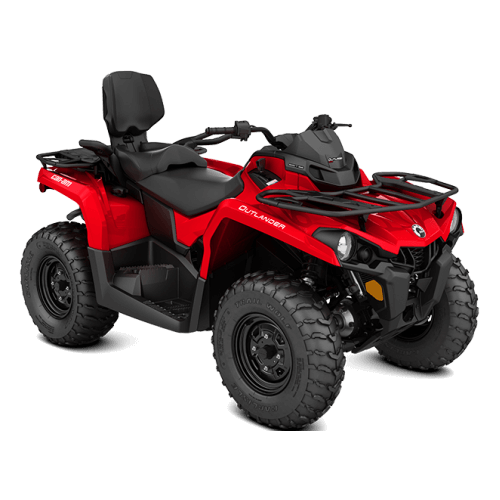 Can-Am Outlander MAX 450 '18