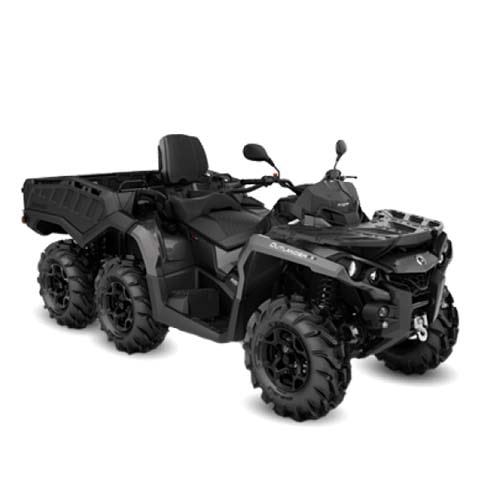 Can-Am Outlander MAX 6x6 PRO+ 1000 T Side Wall '20