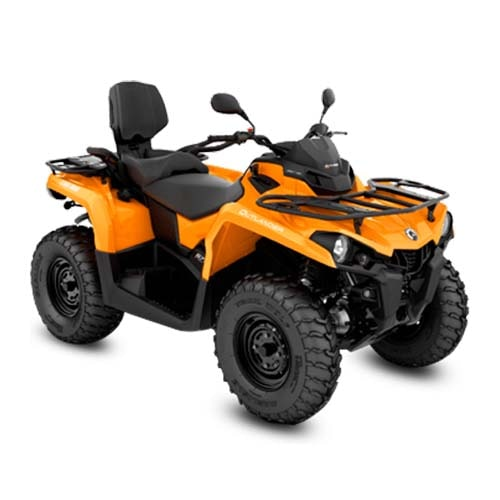 Can-Am Outlander MAX DPS 570 T '20