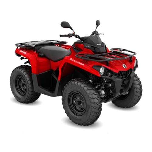 Can-Am Outlander 570 T '20