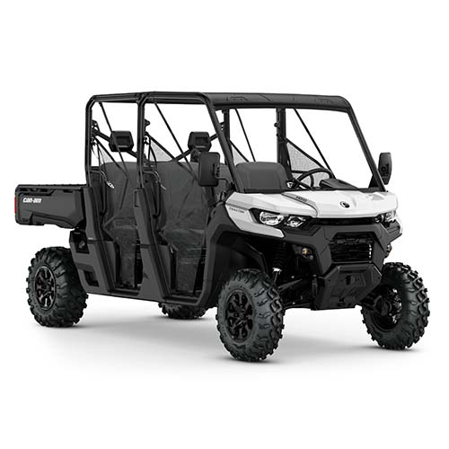 Can-Am Traxter MAX DPS HD10 T '20